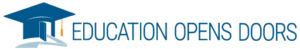 Education Opens Doors logo