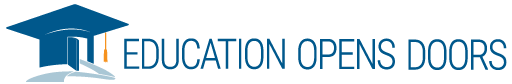 Education Opens Doors logo